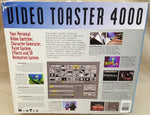 Video Toaster 4000 by NewTek for Commodore Amiga 4000 4000T 3000 3000T 2000 2500 BOXED