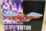 Video Toaster Flyer by NewTek NLE for Commodore Amiga 4000 4000T 3000 3000T 2000 2500 BOXED