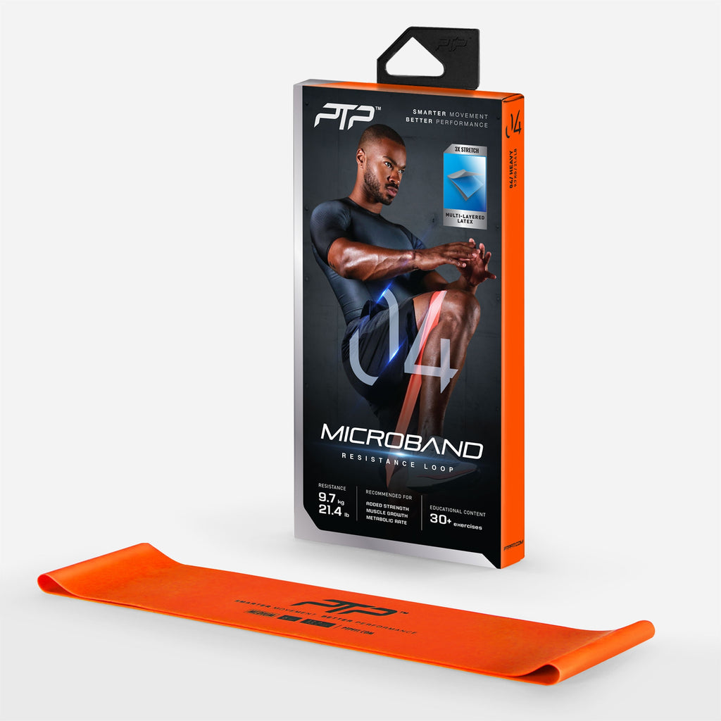 PTP Heavy MicroBand (Orange)