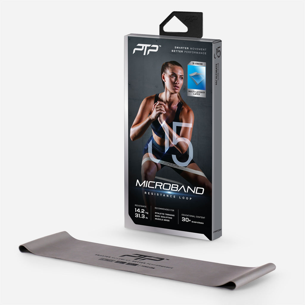 PTP MicroBand Ultimate (Silver)