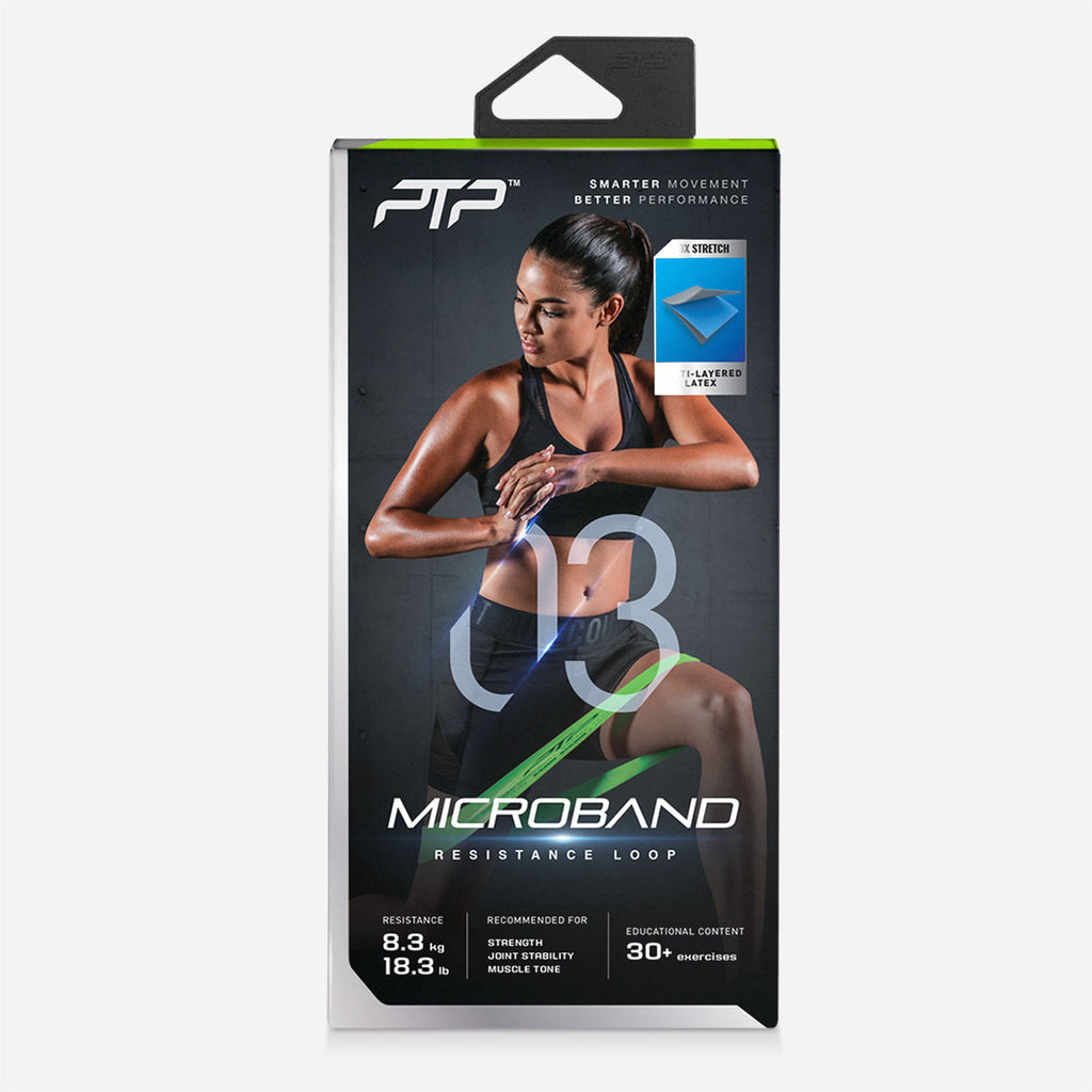 MicroBand Green Packaging