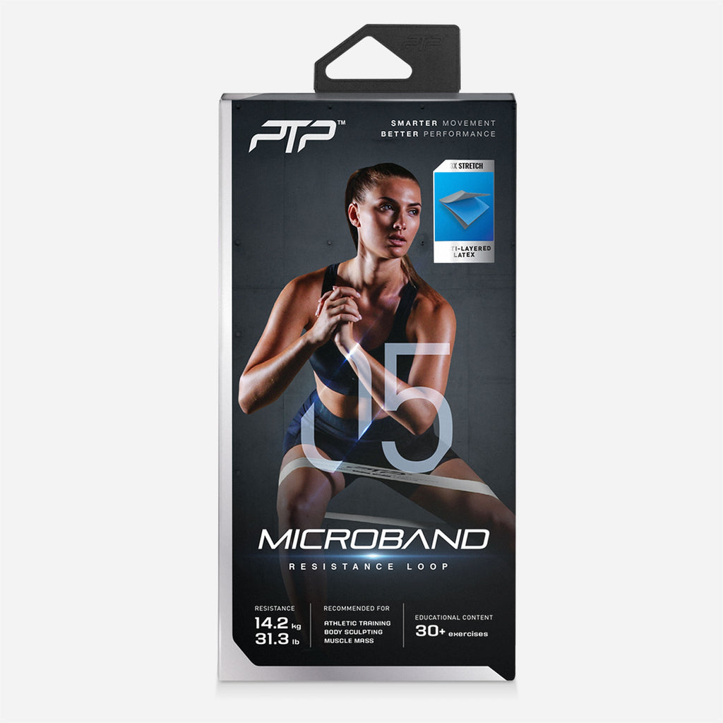 MicroBand Silver/Ultimate by PTP - Packaging