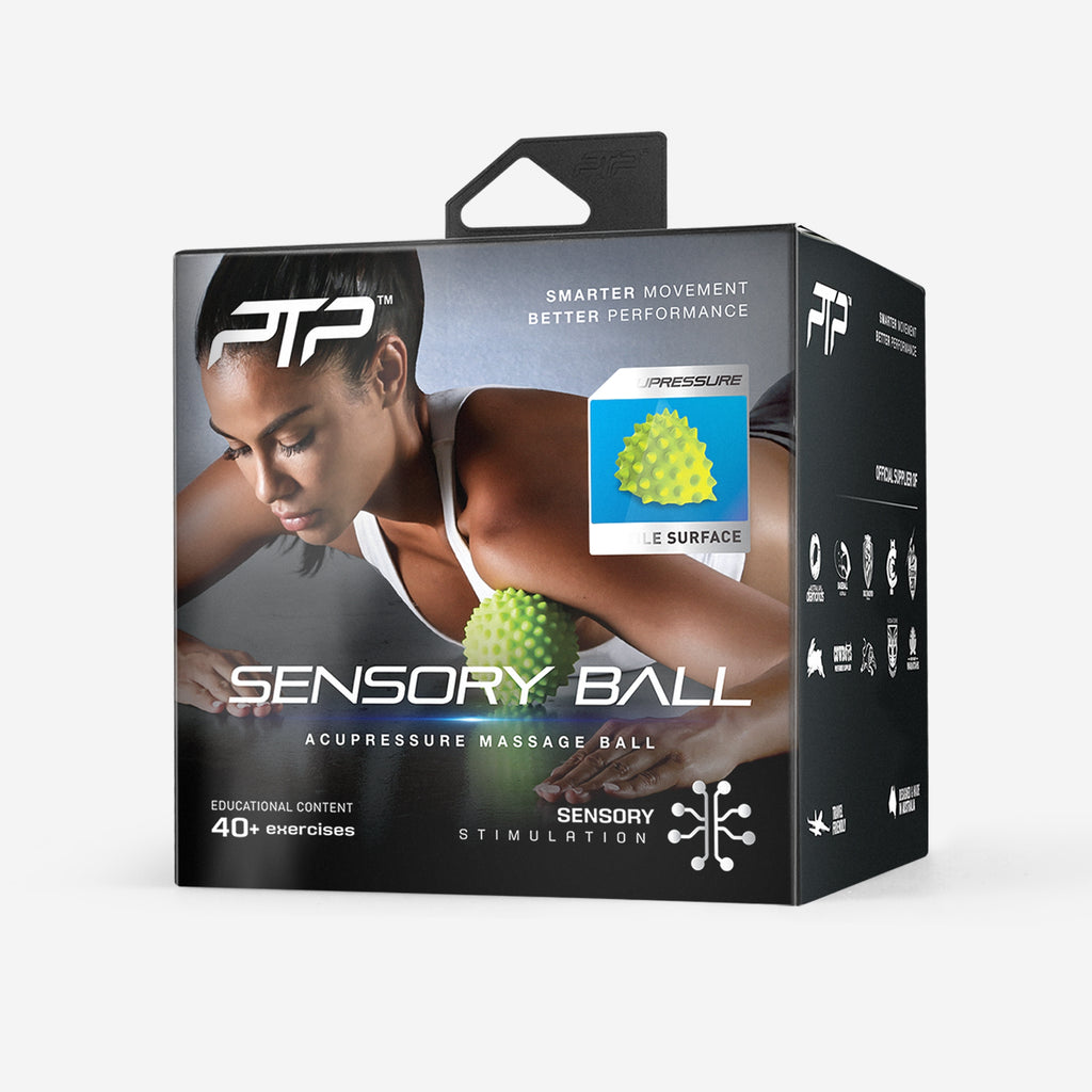 PTP Sensory Ball - Packaging