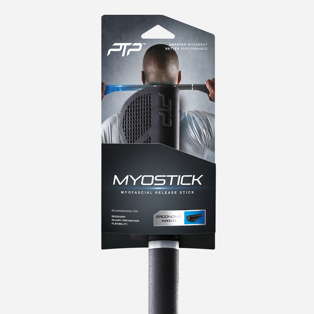 PTP Myostick - Massage Stick by PTP for Self-Tension Relief