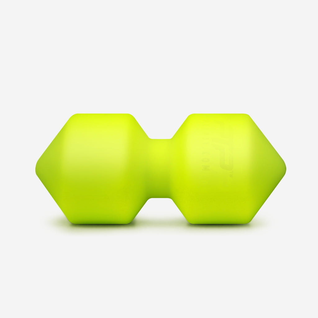 PTP Track Ball Lime/Soft | Back & Neck Massager - Close-up