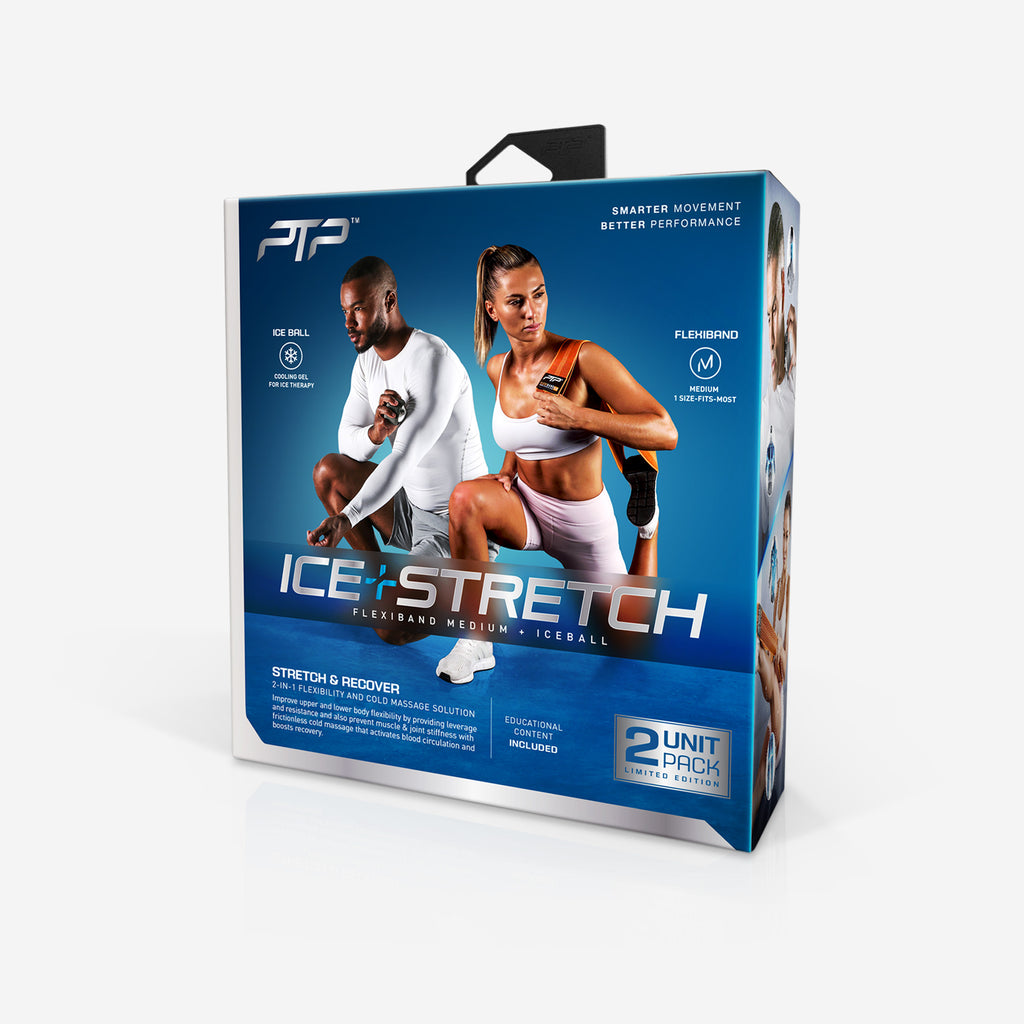 LIMITED EDITION! Ice + Stretch 2 Unit Pack