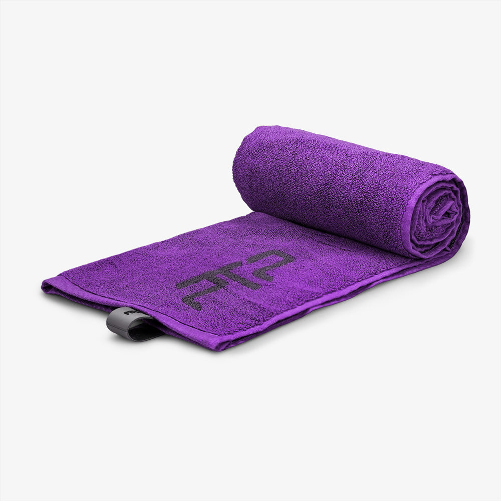 CGF TOWEL X PURPLE