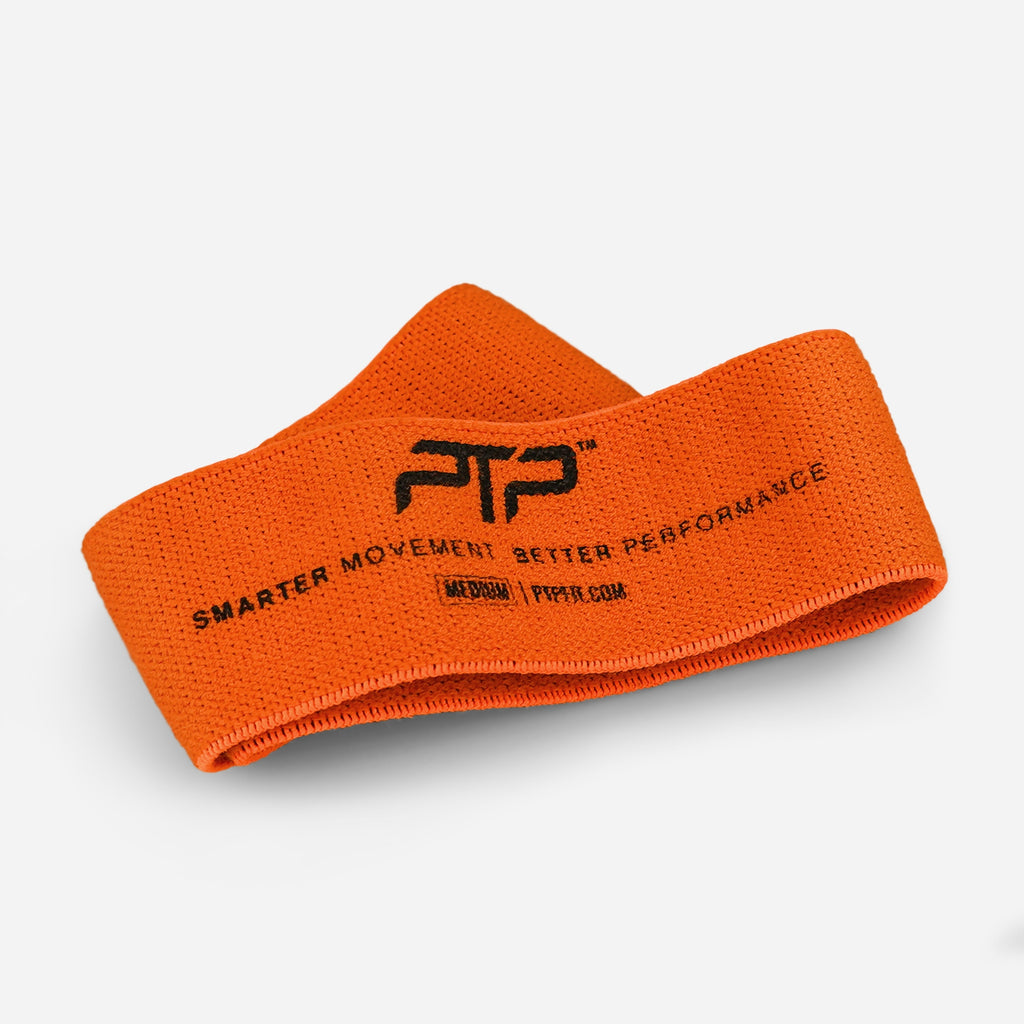 PTP MicroBandX Medium/Orange - For Lower Body Strength