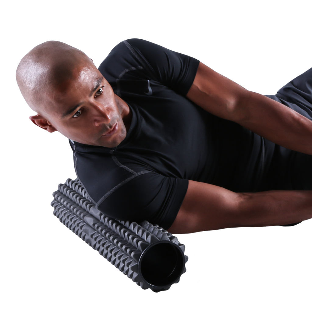 Shoulder Release with the PTP Large Therapy Roller featuring George Gregan