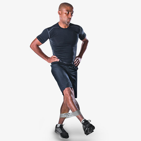 PTP MicroBand Adductor Stretch Exercise - George Gregan
