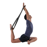 Pigeon Pose - Achievable Yoga Pose with the PTP Large Yoga 8Loop