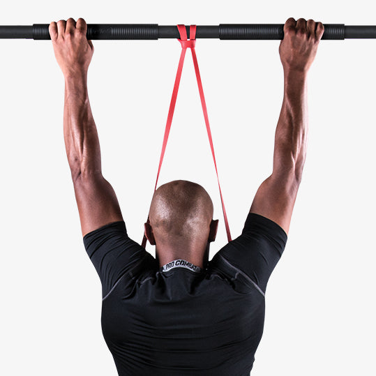 PTP SuperBand Pull-Up Exercise