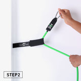 PTP Door Anchor step 2 demonstration
