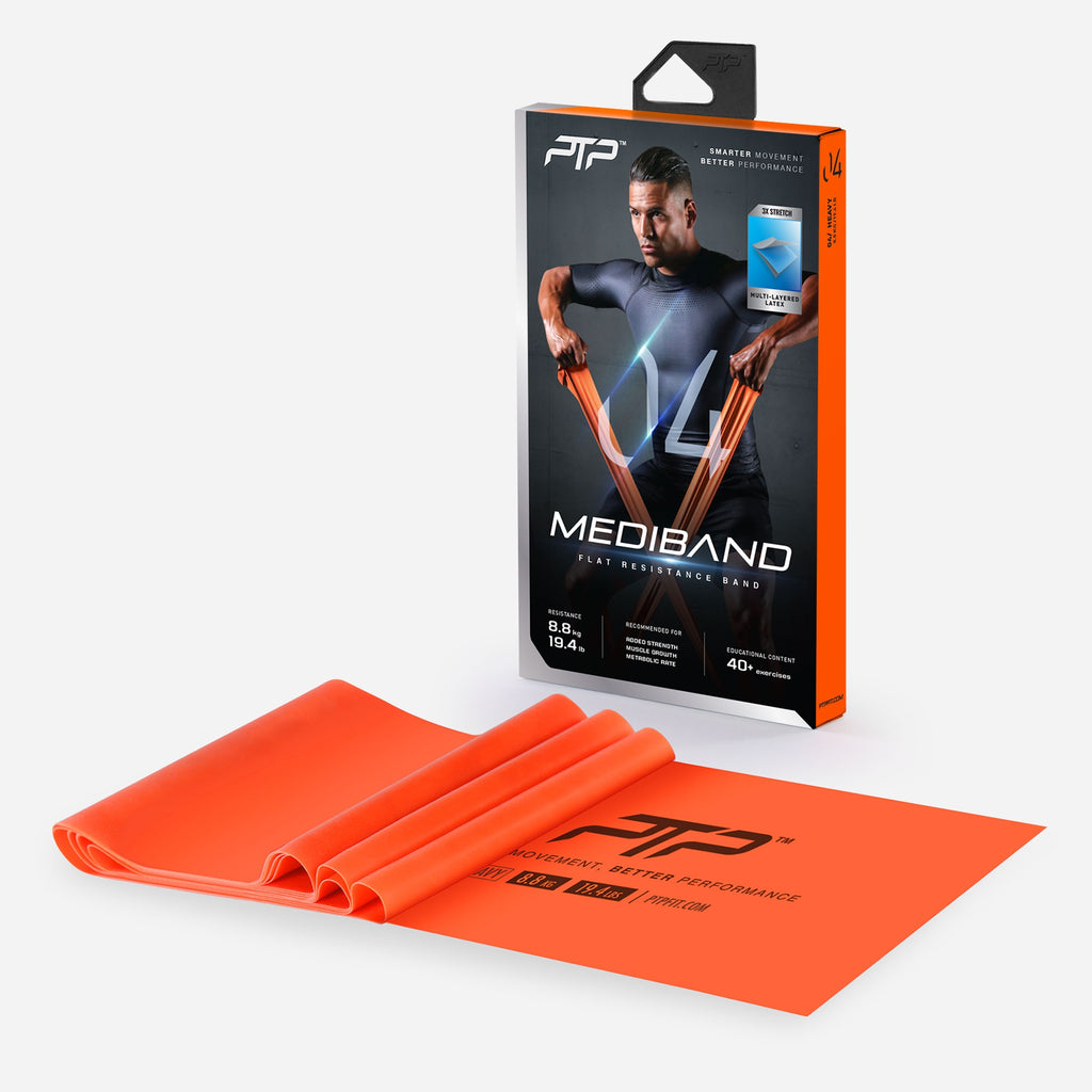 MediBand Heavy by PTP - Flat Resistance Band