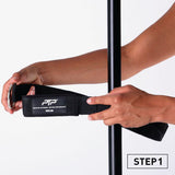 PTP Outdoor Anchor step 1 demonstration