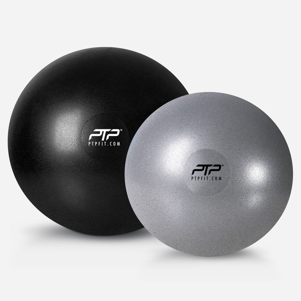 Soft Pilates Balls by PTP - 15 cm & 22 cm