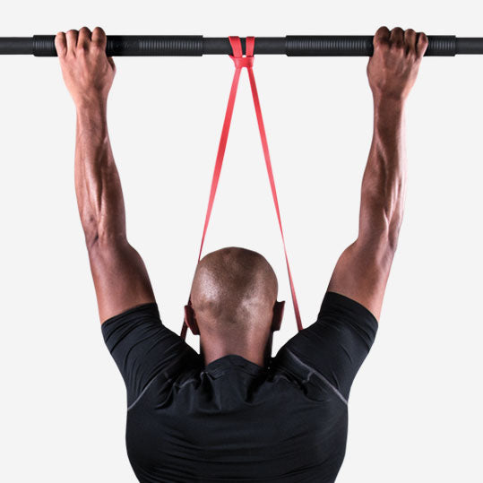 PTP Pull Up Bar - Pull-Up Exercise with SuperBand