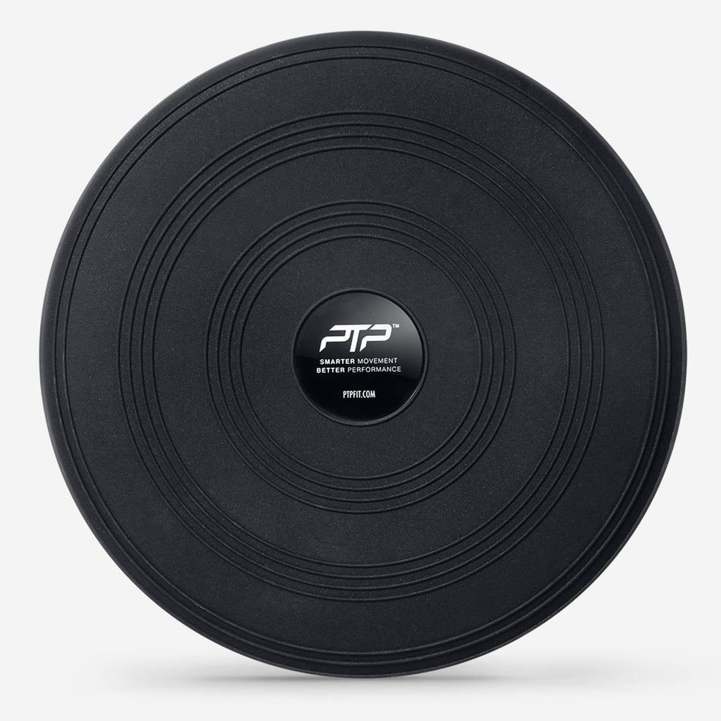 PTP Stability Disc - Textured Surface Prevents Hands & Feet from Slipping