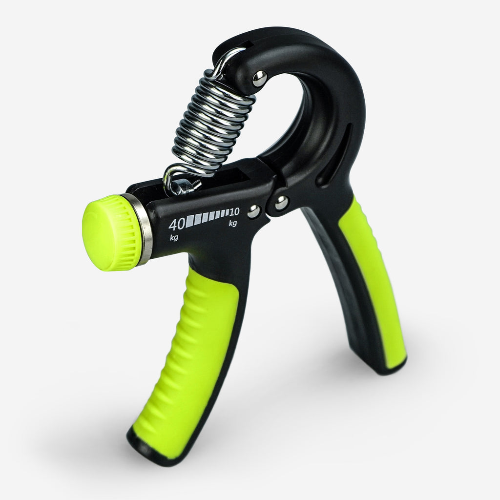 Grip Strengthener | PTP Grip Strength with Easy Dial & Robust Steel Spring Construction