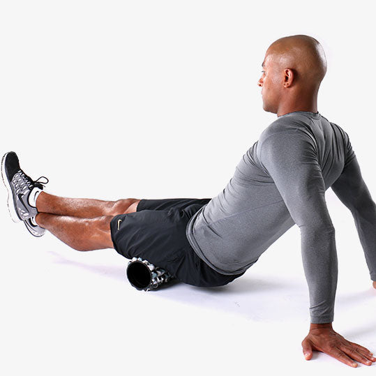 PTP Massage Therapy Roller - Hamstring Roll featuring George Gregan