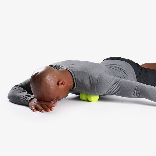 PTP Track Ball - Anterior Deltoid (Shoulder) Release featuring George Gregan