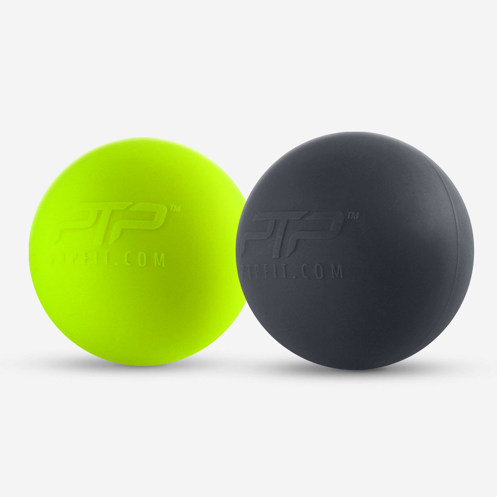 Firm & Soft PTP Trigger Balls | Portable Self-Massage Solution for All your Travels