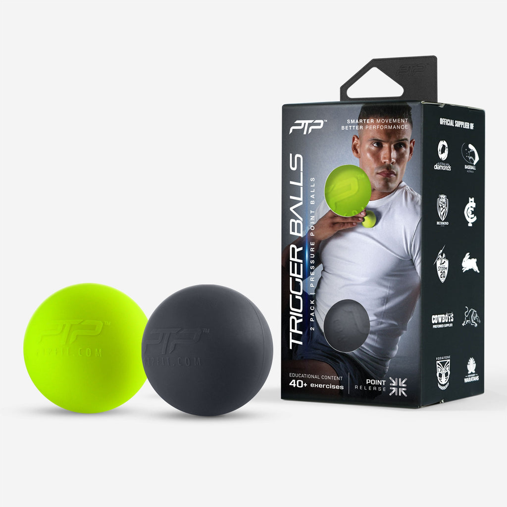 PTP Trigger Balls - for Targeted Point Release Anywhere
