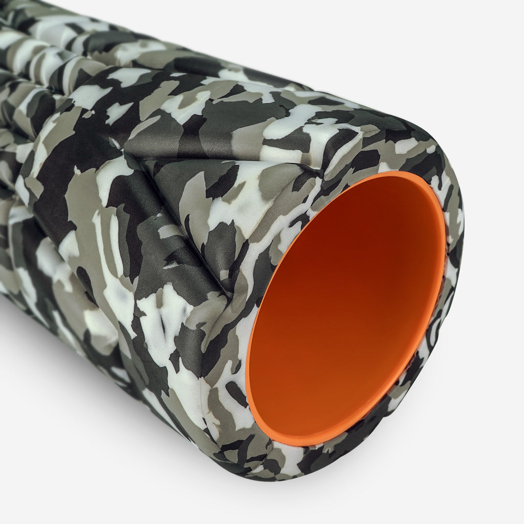 XRoller close-up - Hollow Foam Roller with Robust Core