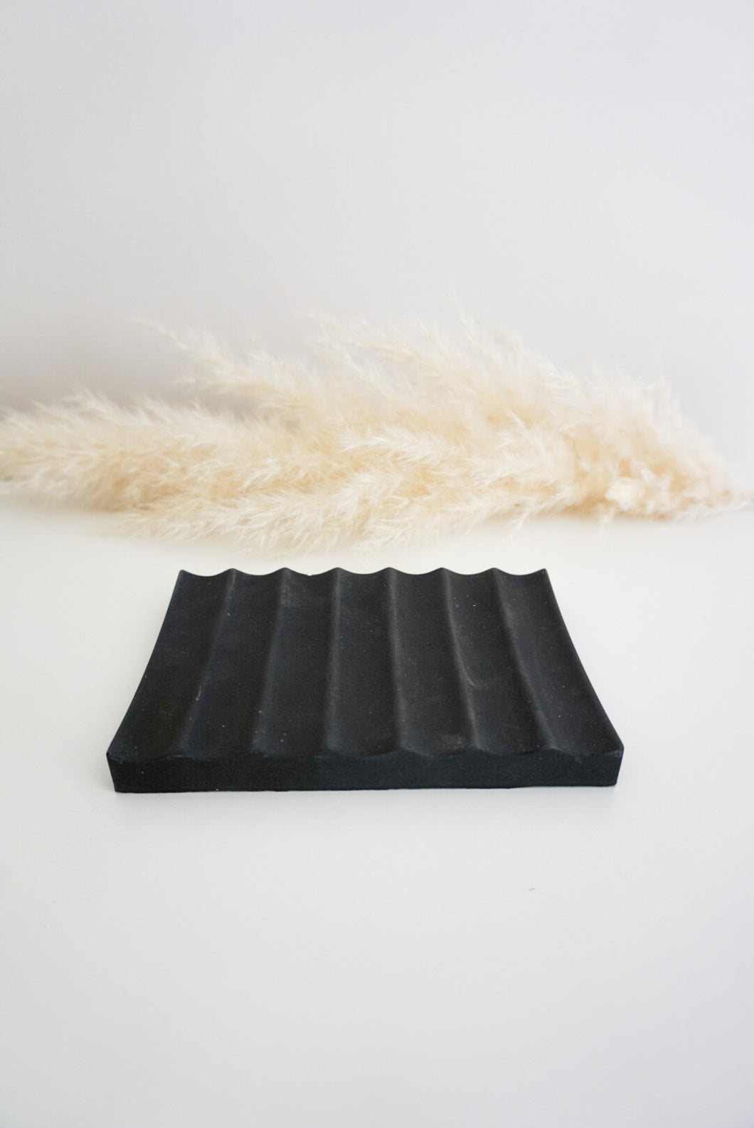 Soap Dish - Black
