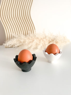 Medium Egg Cup - Black