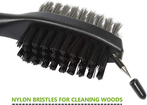 Image of FREE - Golf Club & Groove Cleaner Brush