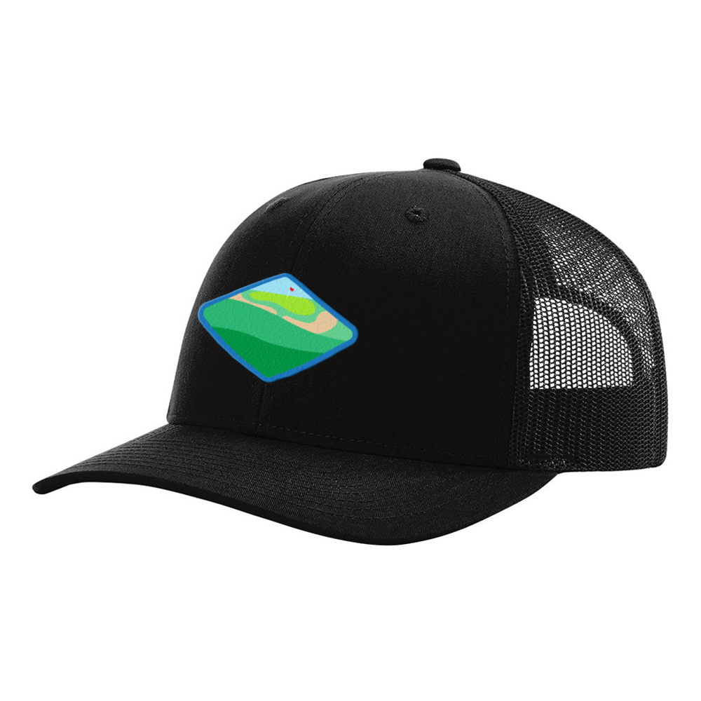 Open Fairway Black Hat