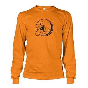Golf ball Long Sleeve - Safety Orange / S / Unisex Long Sleeve - Long Sleeves