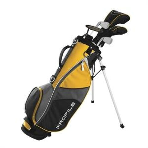 Profile JGI Junior Yellow Right Handed Medium Set