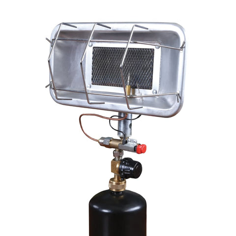 Stansport Deluxe Golf/Marine Infrared Outdoor Radiant Propane Heater