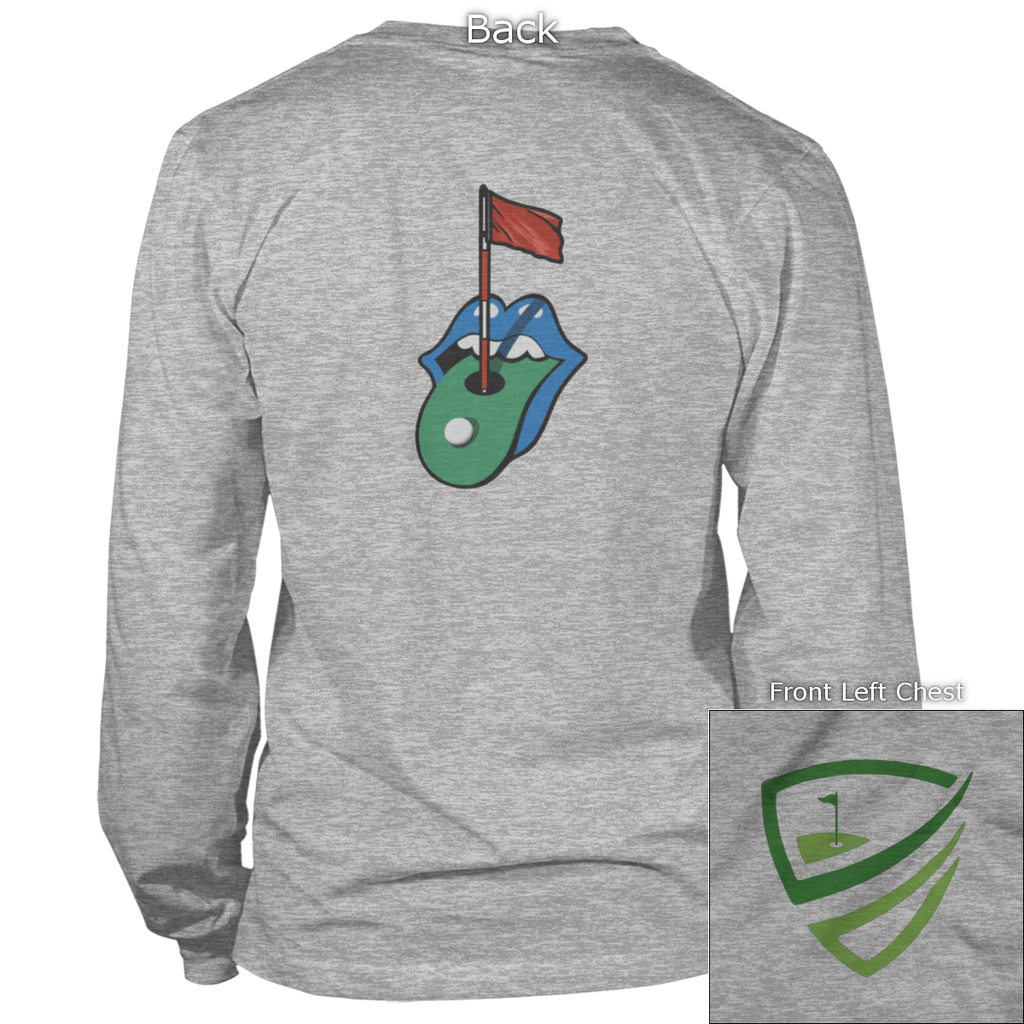 Rolling Golf Back Design