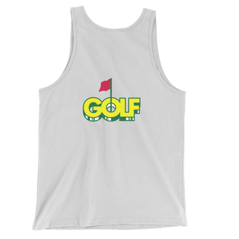 Golf Master Back Design