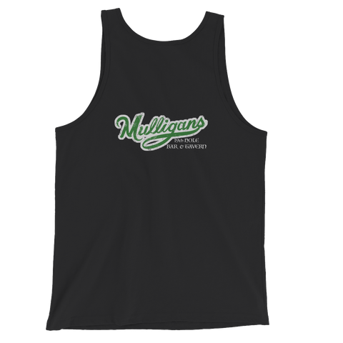 Image of Mulligans Back Design