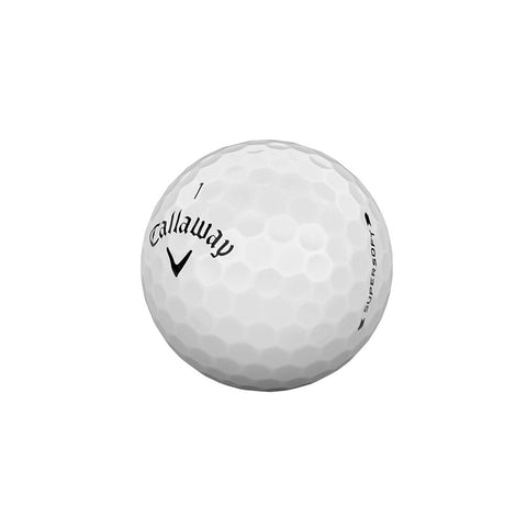 Callaway Golf Supersoft Golf Balls, (One Dozen)