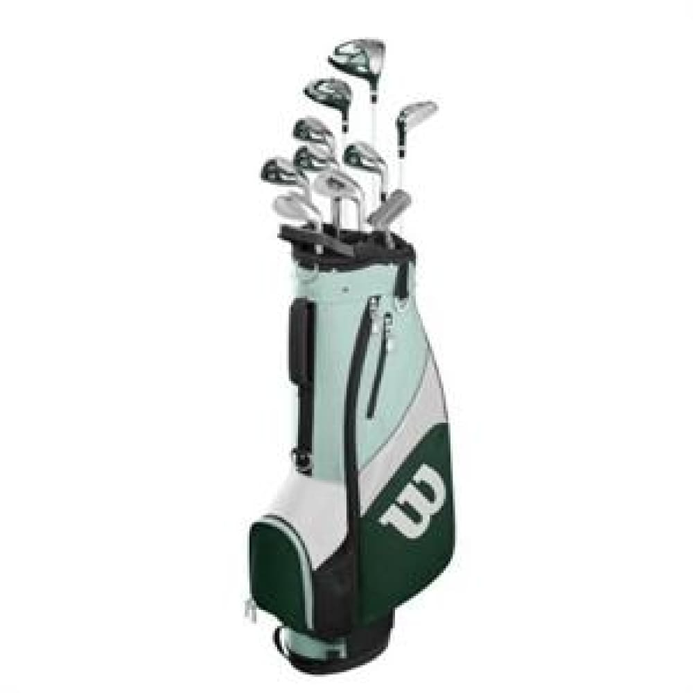 Wilson Profile SGI Ladies Right Hand Set. Complete Set.