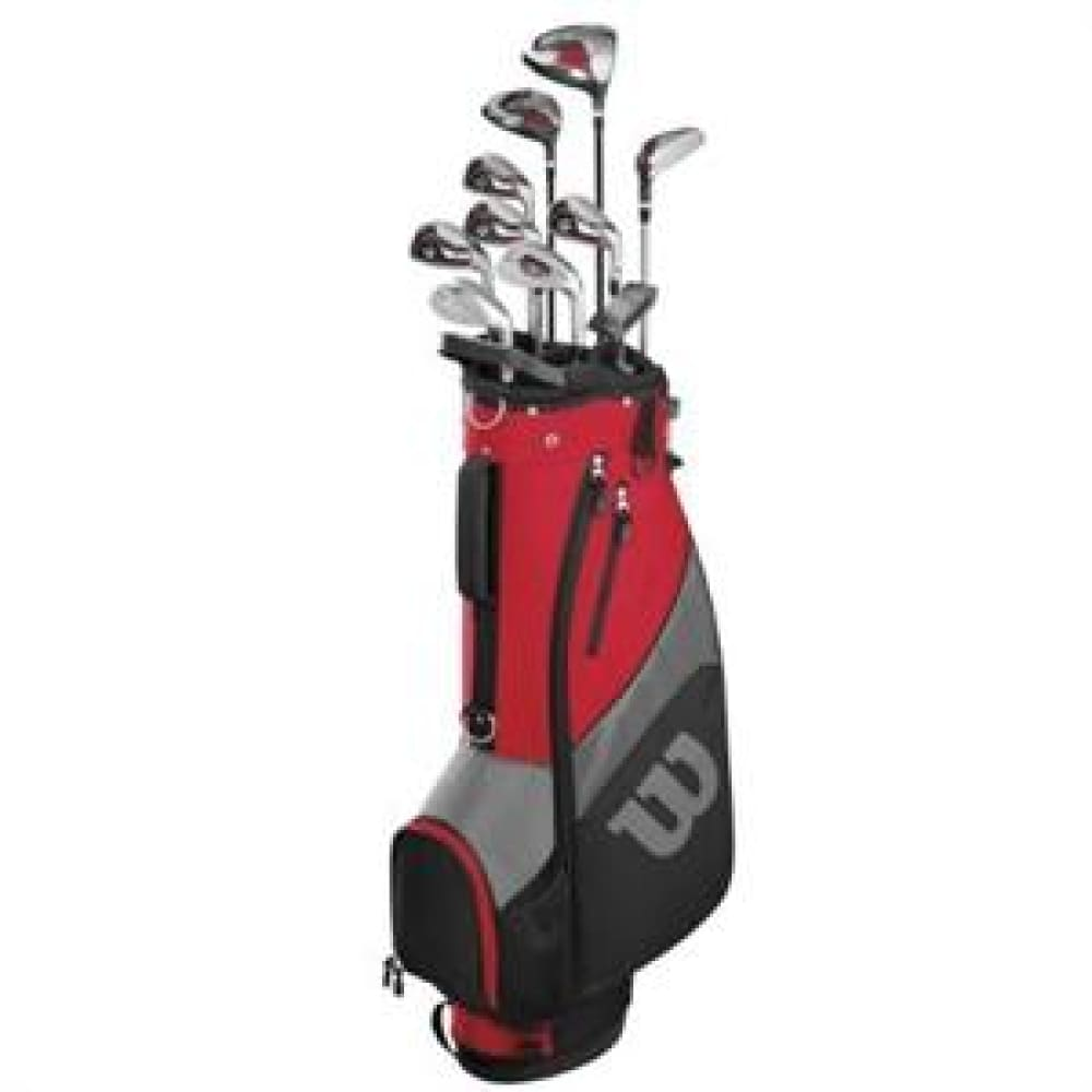 Wilson Profile SGI Mens Right Hand Complete Set.