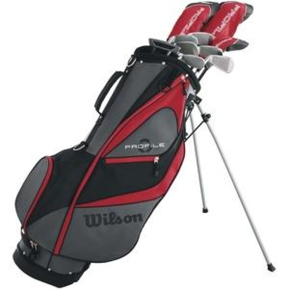 Wilson Profile XD Mens Package Complete Set Right Hand