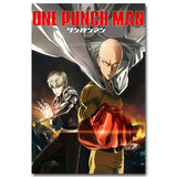 One Punch Man Living Room Decoration