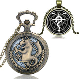 Fullmetal Alchemist Edward's Pocket Watch
