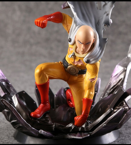 One Punch Man  Collectible Model Figure