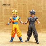 Dragon Ball Z Master Stars Piece MSP The Son Goku Manga Dimensions Chocoolate PVC Action Figure Collectible Toy 27cm KT3729