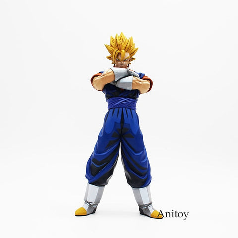 DBZ Anime Dragon Ball Z Master Stars Piece The Vegetto The Trunks Manga Dimension PVC Action Figure Collectible Model Toy KT4188