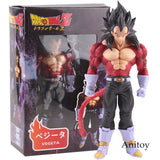 Dragon Ball Z Dragon Ball GT Super Saiyan 4 Vegeta Action Figure PVC Collectible Model Toy 27cm