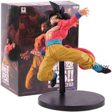 Dragon Ball SUPER Son Gokou FES!! Goku Black Zamasu / Super Saiyan 4 Son Goku SSJ4 Figure Action PVC Collectible Model Toy