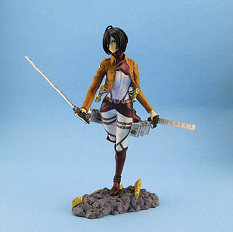 Attack on Titan: Mikasa Ackerman 24cm